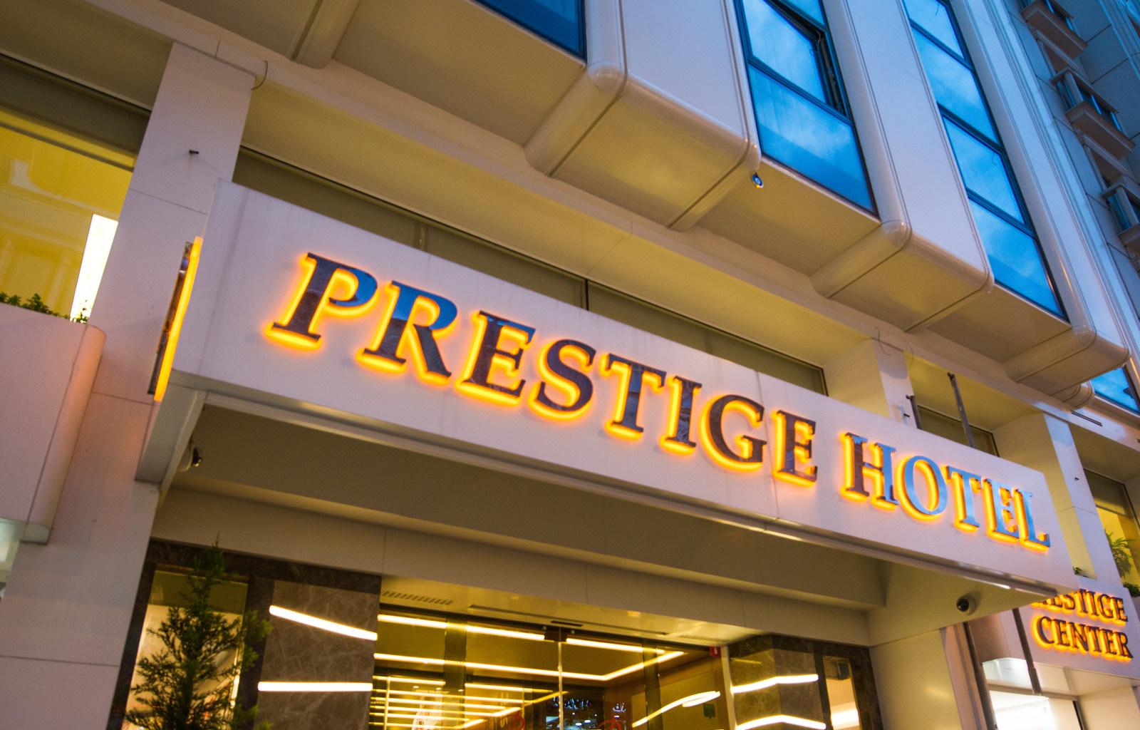 Prestige hotel laleli best hotel deals turkey for Cheap hotels in istanbul laleli